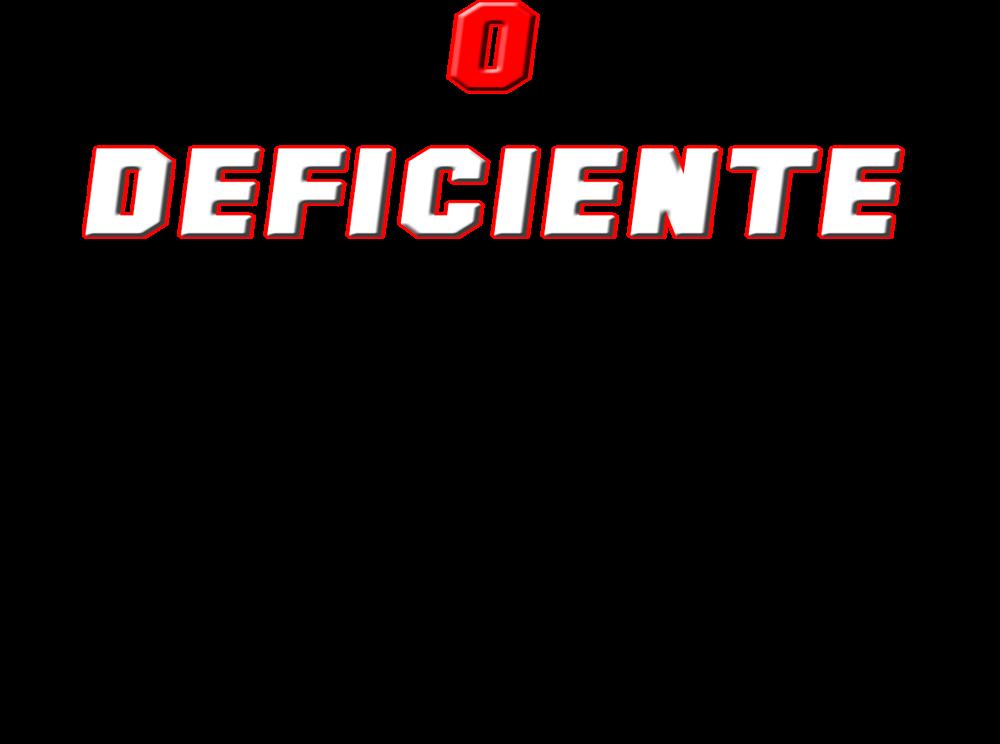 O Deficiente