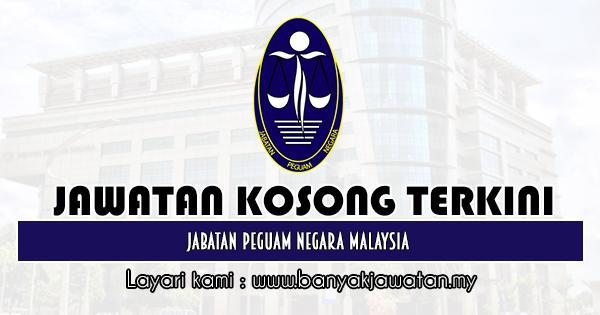Jawatan Kosong Kerajaan 2020 di Jabatan Peguam Negara Malaysia