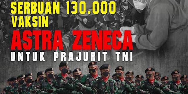 Besok, 130 Ribu Prajurit TNI Lakukan Serbuan Serentak Di 10 Provinsi