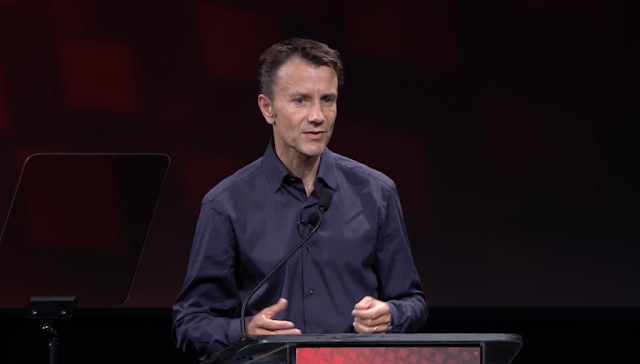 Phil Rogers Square Enix E3 2015 conference CEO Americas