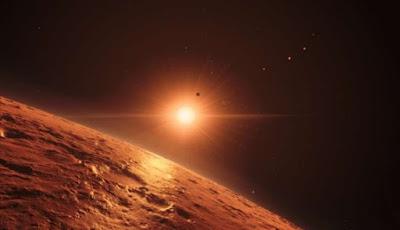 Salah Satu Planet Trappist-1 Cenderung Layak Huni