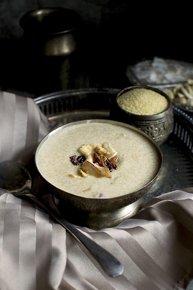 Kerala Style Wheat Kheer