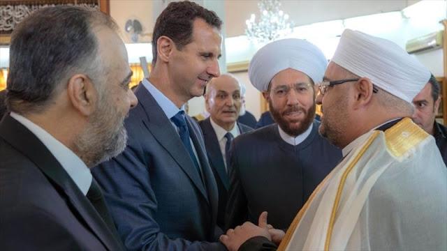 EEUU cree que Al-Asad va a permanecer en el poder