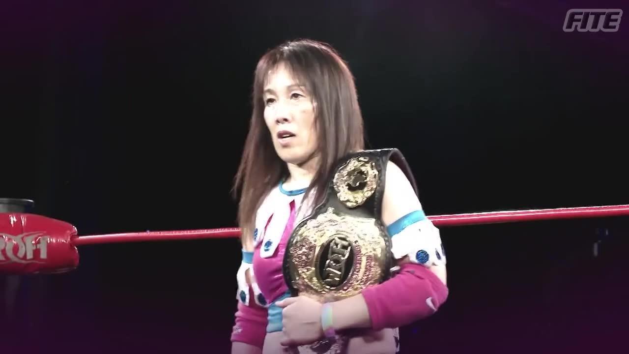 Sumie Sakai renova com a ROH