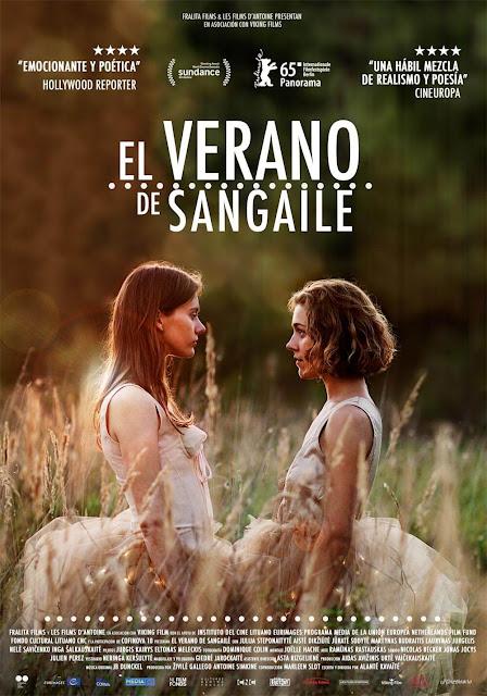 Cartel: El verano de Sangaile (2015)