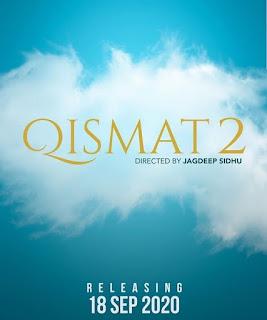 Qismat 2 First Look Poster