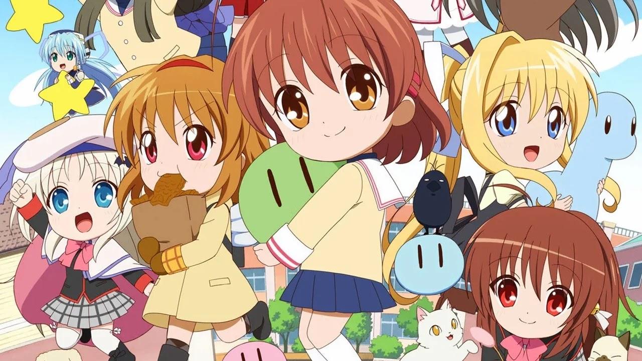 O Anime Crossover Kaginado revelou sua primeira Imagem Promocional
