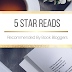 5 Star Reads: Books Recommended by Book Bloggers