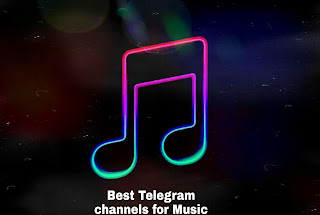 Best Telegram channels for Music