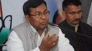 गोहिल का इस्तीफा मंजूर, भक्त चरण दास बने बिहार कांग्रेस के नए प्रभारी