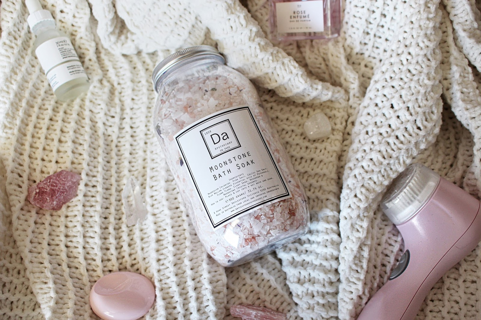Do Crystal-Infused Bath Salts Really Work? - Cris Conquers