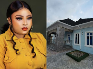 Bimbo Afolayan Buys House For Her Parents