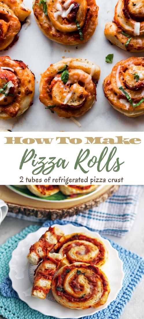Pizza Rolls #dinnerrecipe #food #amazingrecipe #easyrecipe