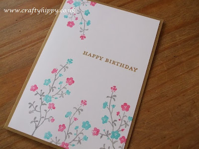 Morning Meadow, Stampin' Up!