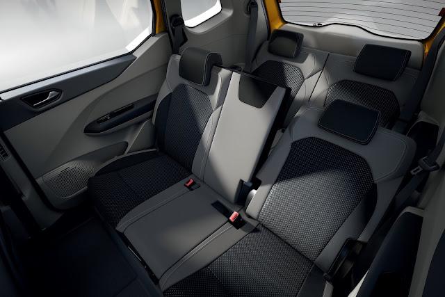 Renault Triber: minivan de 7 lugares derivada do Kwid