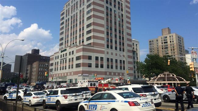 Several people shot in New York hospital, 2 dead including shooter