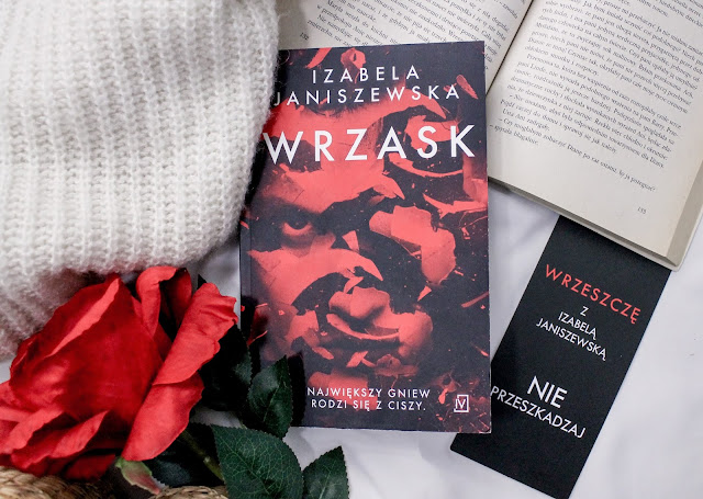 """""""Wrzask"""" Izabela Janiszewska"""