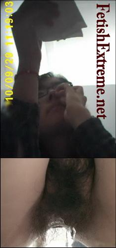 UniVoyeur 432-451 (Toilet spy camera shot beautiful amateur asses close up)