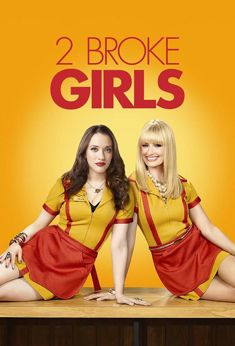 2 Broke Girls Serie Completa Subtitulado