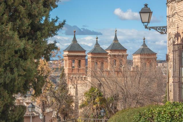 Puerta del Cambrón, em Toledo na Espanha