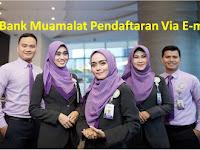 Recrutment Bank Muamalat Area Sumbagsel via email