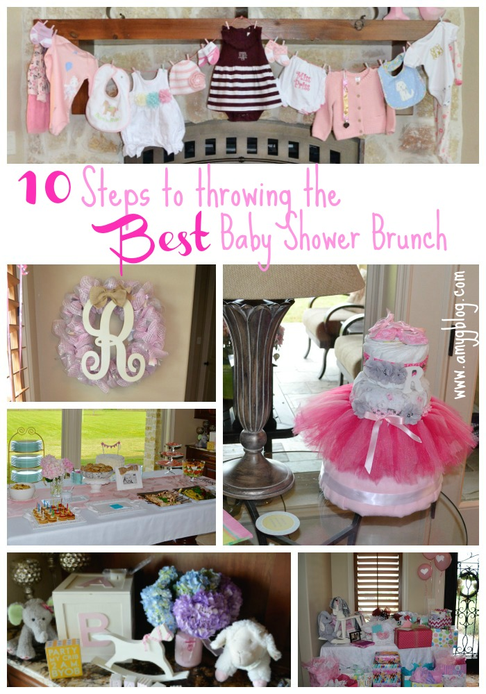 balancing act 10 steps to throwing the best brunch baby shower