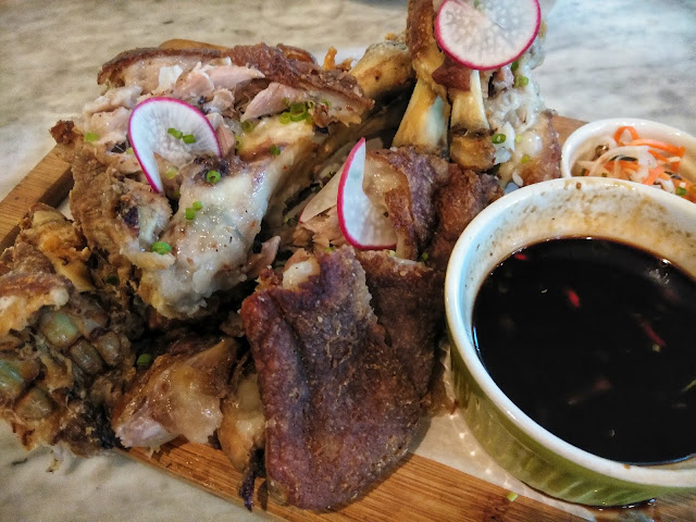 Hops and Brews - Crispy Pata
