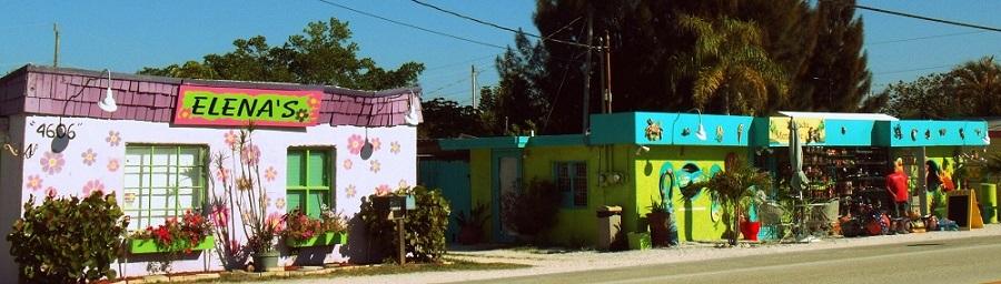 Tiendas en Matlacha