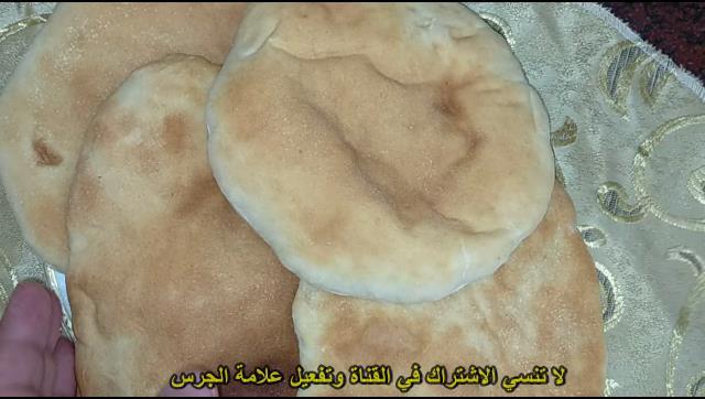 طريقة عمل العيش الافرنجي المصري الطري القابب عيش بيتي في فرن الشيف محمد الدخميسي