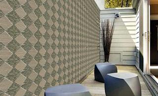 Contoh Motif Desain Gambar Batu Alam Templek Pagar, Lantai, Kolam, Taman, Dinding Rumah Minimalis