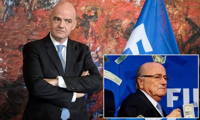 Nóng: Chủ tịch FIFA bị điều tra tham nhũng, Việt Nam có bị cắt 1,5 triệu USD?