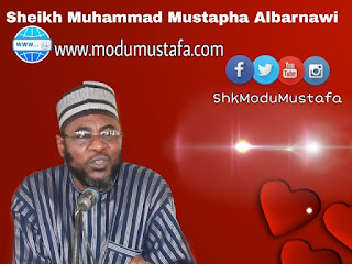 Nasiha Kan Watan Ramadan | Sheikh Muhammad Mustapha