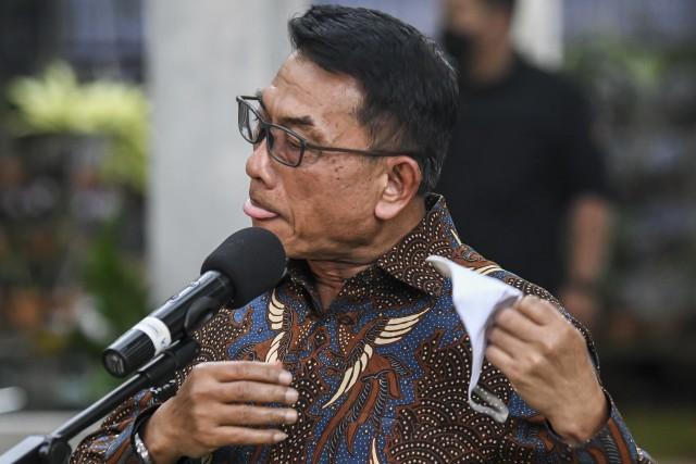Inisial M yang Kena Reshuffle Kemungkinan Besar Moeldoko
