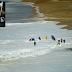 Alex Botelho survives a horrific big wave incident at Nazaré