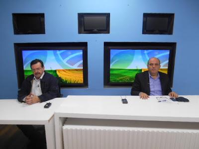 Θέματα Αγροτικής Τηλεοπτικής Εκπομπής «Κοντά Στους Αγρότες Μας» (egnatia.tv) με τον ,ΓιάννηΤσιμπονίδη Σαββατο 15-4-2017.