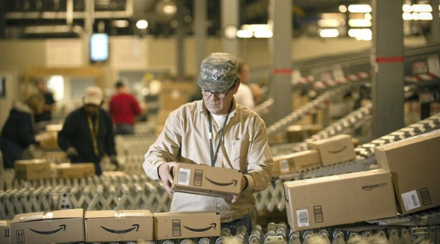 Empresa Amazon