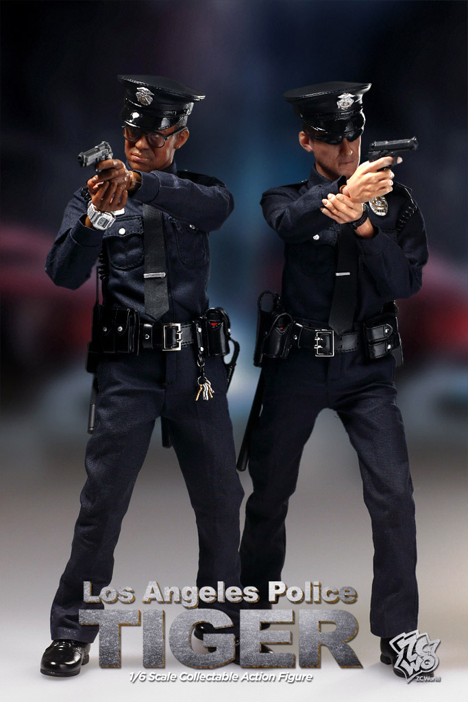 Toyhaven Incoming Zcwo 1 6 Quot Jack Quot Lapd Police Officer 12