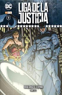 Liga de la Justicia: Coleccionable semanal tomo9