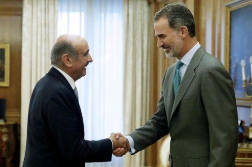 Felipe VI inicia consultas para elegir al jefe de Gobierno
