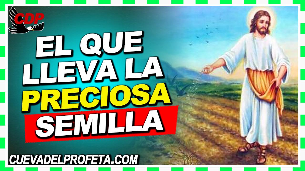 El que lleva la preciosa semilla - William Branham en Español