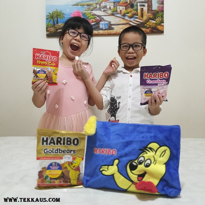 Haribo Celebrates 100 Years Of Gummies Contest