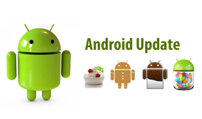 Aplikasi Upgrade OS untuk Android