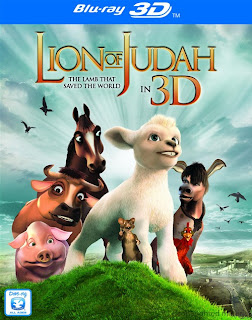 The Lion of Judah on Blu-ray 3DTM