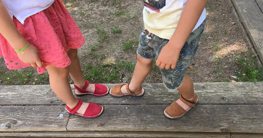 # Kids Look | Summer Shoes for Kids