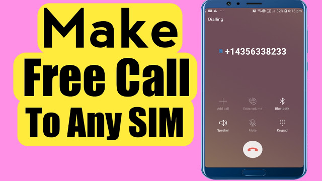 Make Free Call To Any SIM In The World