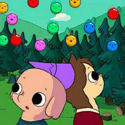 Bubble Trouble - Summer Camp Island