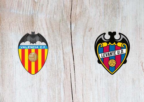 Valencia vs Levante -Highlights 13 September 2020