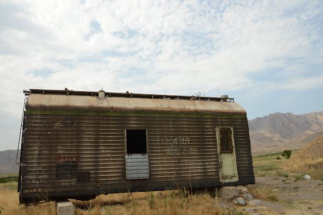 Viajando en coche en Armenia