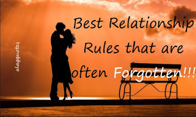 best relationship rules Alagquotes