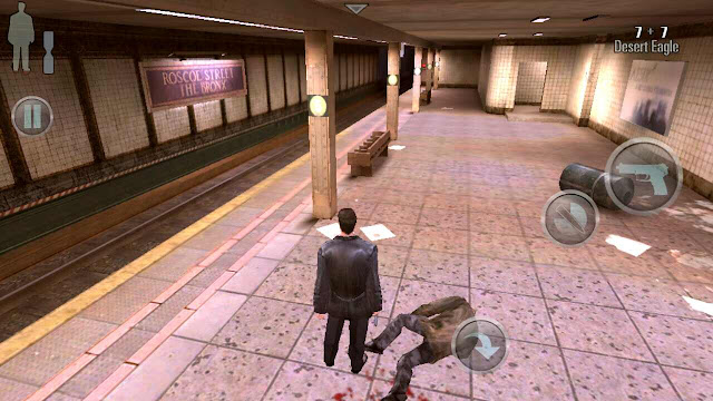 Max Payne mod apk + Data free Download